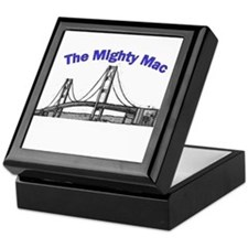 The Mighty Mac Keepsake Box