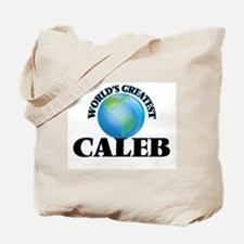 World's Greatest Caleb Tote Bag