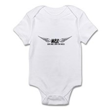 Max- Save Max, Save the World Infant Bodysuit