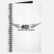 Max- Save Max, Save the World Journal