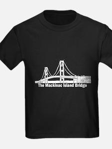 The Mackinac Bridge T