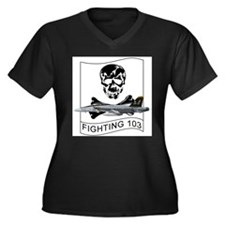 vf103LOGOa.jpg Plus Size T-Shirt