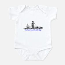 The Mackinac Bridge Onesie