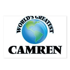 World's Greatest Camren Postcards (Package of 8)