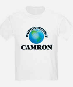World's Greatest Camron T-Shirt