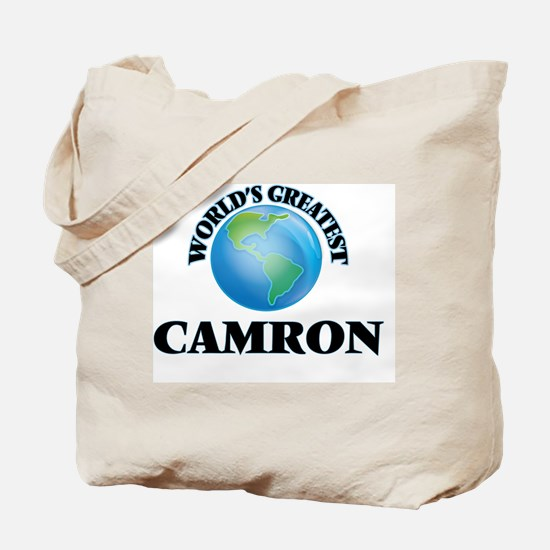 World's Greatest Camron Tote Bag