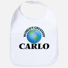 World's Greatest Carlo Bib
