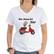 Classic Monkey-Boy Shirt