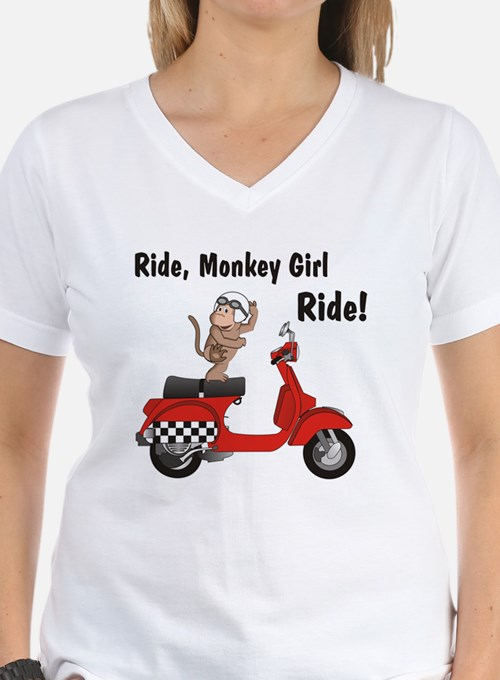 Classic Monkey-Boy Shirt