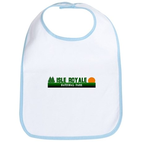 Isle Royale National Park Bib