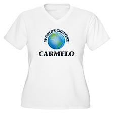World's Greatest Carmelo Plus Size T-Shirt