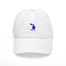 Michigan . . . The Great Lake Baseball Cap