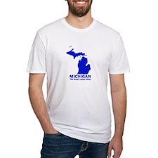 Michigan . . . The Great Lake Shirt