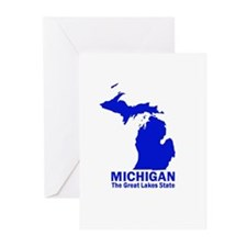 Michigan . . . The Great Lake Greeting Cards (Pack