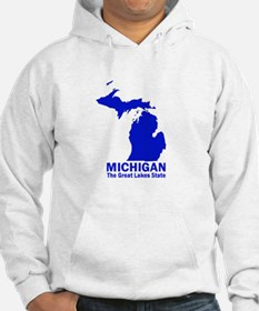 Michigan . . . The Great Lake Hoodie
