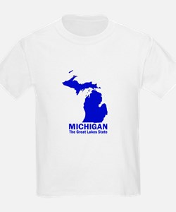 Michigan . . . The Great Lake T-Shirt