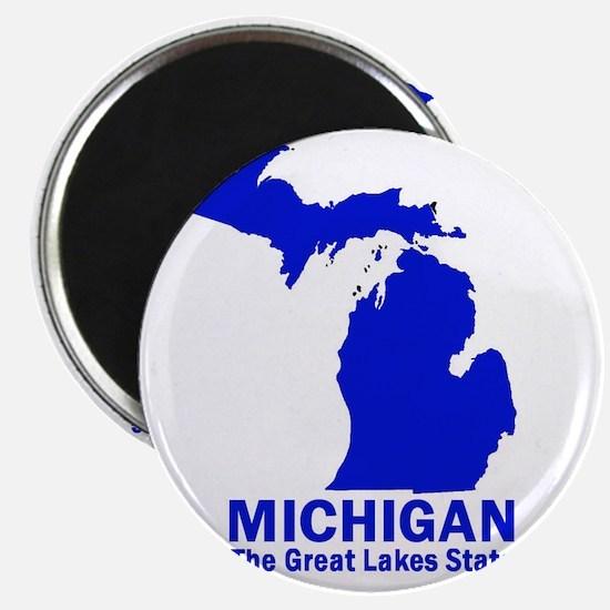 Michigan . . . The Great Lake Magnet
