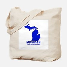 Michigan . . . The Great Lake Tote Bag