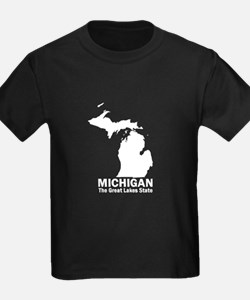 Michigan . . . The Great Lake T
