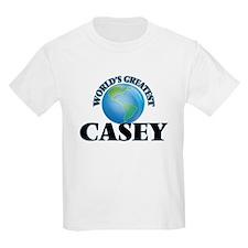 World's Greatest Casey T-Shirt