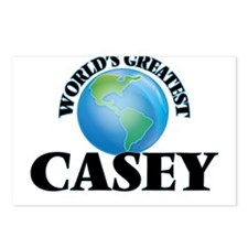 World's Greatest Casey Postcards (Package of 8)