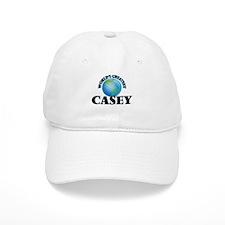World's Greatest Casey Baseball Cap