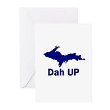 Dah UP Greeting Cards (Pk of 10)