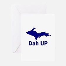 Dah UP Greeting Cards (Pk of 10)