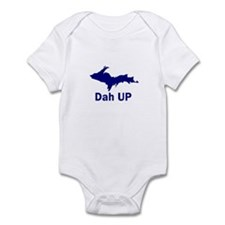 Dah UP Infant Bodysuit