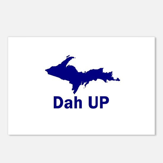 Dah UP Postcards (Package of 8)