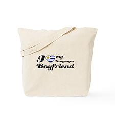 Uruguayan Boy Friend Tote Bag