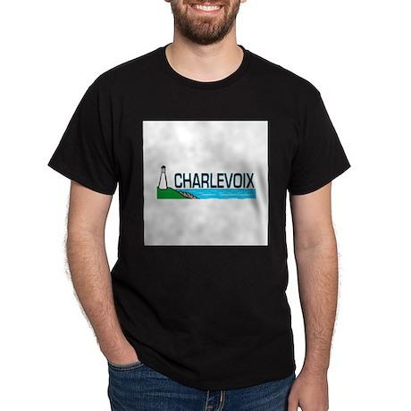 Charlevoix, Michigan Dark T-Shirt
