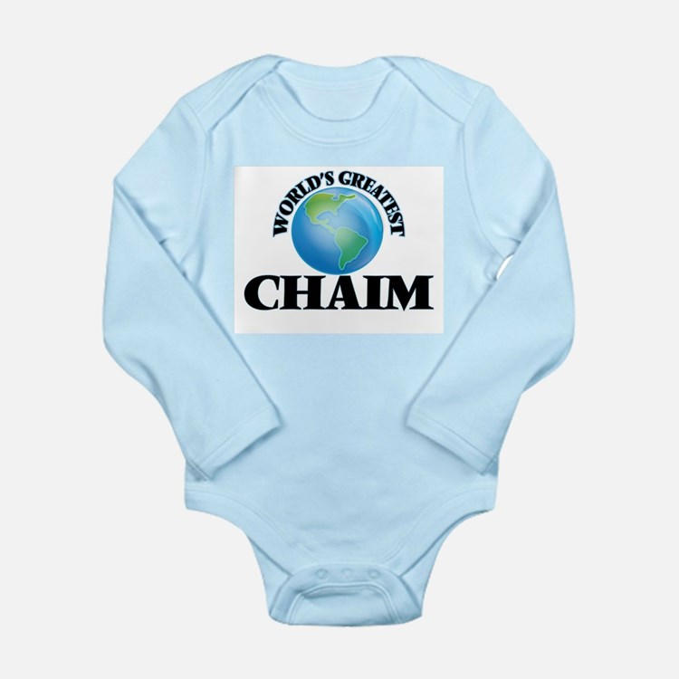 World's Greatest Chaim Body Suit