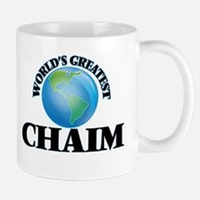 World's Greatest Chaim Mugs