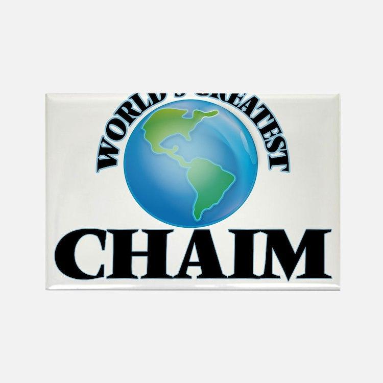 World's Greatest Chaim Magnets