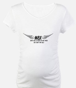 Max Has a Voice in Her Head Shirt