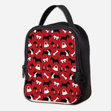 Scottie dog Lover Neoprene Lunch Bag
