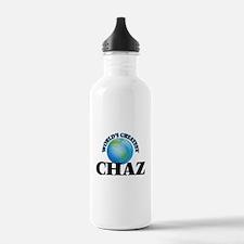 World's Greatest Chaz Water Bottle