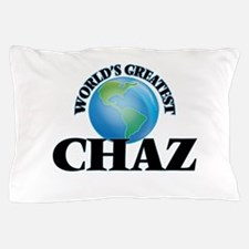 World's Greatest Chaz Pillow Case