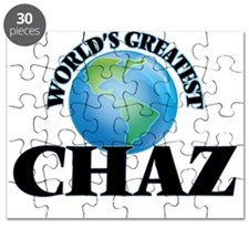 World's Greatest Chaz Puzzle