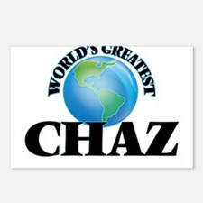 World's Greatest Chaz Postcards (Package of 8)