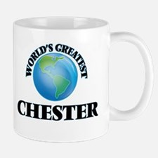 World's Greatest Chester Mugs