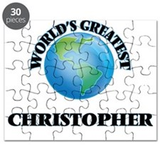 World's Greatest Christopher Puzzle