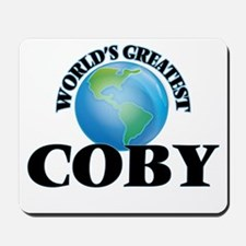 World's Greatest Coby Mousepad