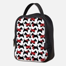 Scottish Terrier lover Neoprene Lunch Bag