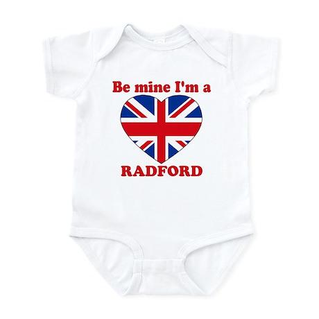 Radford, Valentine's Day Infant Bodysuit