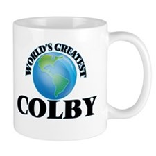 World's Greatest Colby Mugs