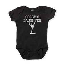 Gymnastics Coachs Daughter Baby Bodysuit