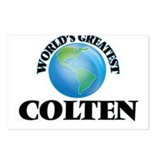 World's Greatest Colten Postcards (Package of 8)