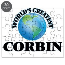 World's Greatest Corbin Puzzle